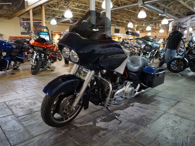 Pre-Owned 2012 Harley-Davidson Road Glide Custom