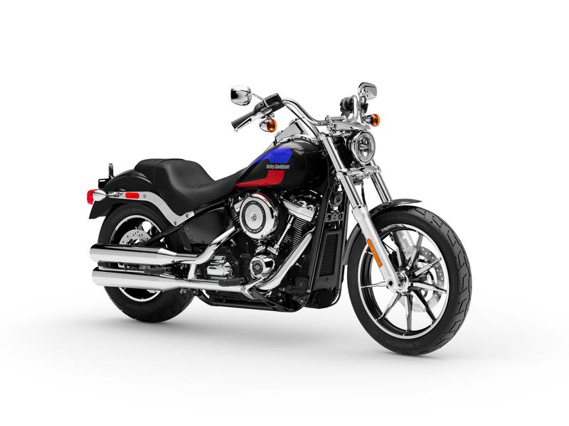 New 2019 Harley-Davidson FXLR - Softail Low Rider