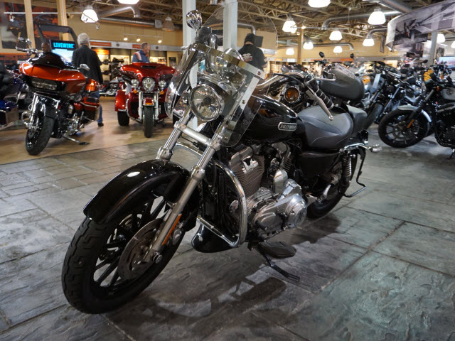 Pre-Owned 2010 Harley-Davidson 883 Low